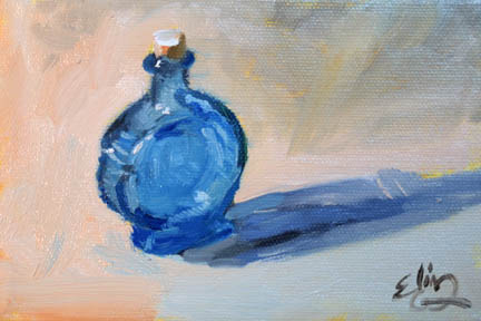 Creating Depth In Still Life Acrylic Paintings